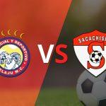 Xelaju MC vs Sacachispas EN VIVO | Liga de Guatemala Clausura 2021