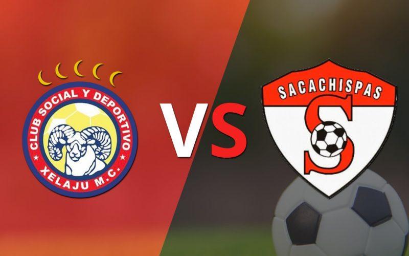 Xelajú MC vs Sacachispas EN VIVO